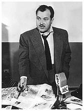 William Conrad, ca late 1940s