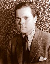 Orson Welles at the start of his career